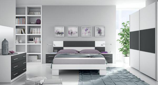 Dormitorio de matrimonio for Dormitorios de matrimonio modernos 2016